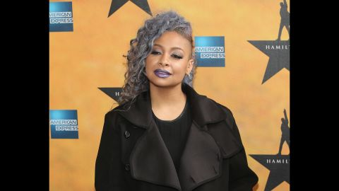 """Raven-Symone now has a gig as one of the co-hosts on """"The View."""""""