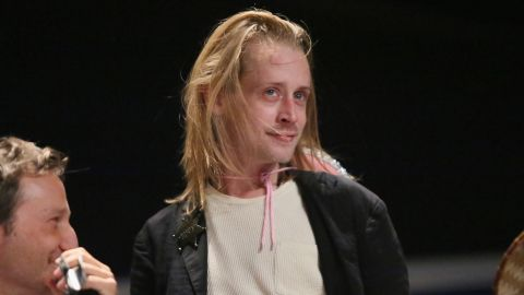"""Macaulay Culkin turned a scream and an exaggerated expression into a blockbuster movie franchise when he starred in 1990's """"Home Alone"""" at the age of 10. He went on to star in 1991's """"My Girl,"""" but in recent years, he has not been a huge fan of being on camera. In April 2013, he <a href=""""http://www.eonline.com/news/408674/macaulay-culkin-s-screaming-pap-attack-in-the-u-k"""" target=""""_blank"""" target=""""_blank"""">ripped into paparazzi</a> in the United Kingdom for trying to take his photo."""