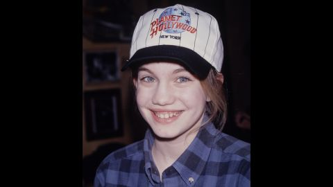 """Chlumsky became a star at age 11 thanks to her role in 1991's """"My Girl."""""""