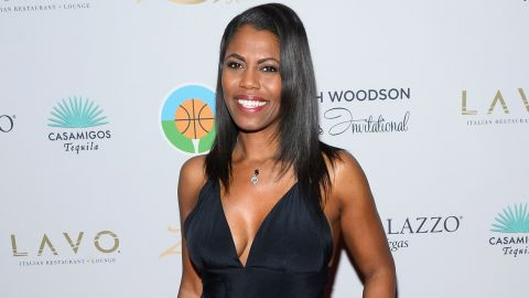 """Omarosa Manigault backs Trump, her former boss. She got her start on his former reality show """"The Apprentice"""" and lauds him for his """"kind heart."""" """"I know his character and his heart, and I know the vision he has for the country is real, and because I have been with him for 13 years I know what he puts his mind to, he does it with excellence,"""" <a href=""""http://variety.com/2016/scene/news/donald-trump-omarosa-the-apprentice-white-house-correspondents-dinner-1201764171/"""" target=""""_blank"""" target=""""_blank"""">she told Variety. </a>"""