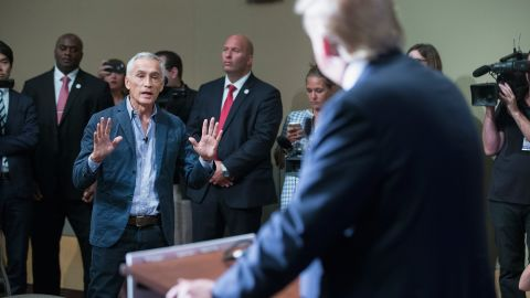 """Republican presidential candidate Donald Trump <a href=""""http://www.cnn.com/2015/08/26/opinions/ruiz-trump-ramos/index.html"""">caused an uproar</a> Tuesday when he had well-known Univision and Fusion anchor Jorge Ramos <a href=""""http://www.cnn.com/2015/08/26/politics/donald-trump-jorge-ramos-megyn-kelly/index.html"""">removed</a> from the room and later called him a """"very emotional person"""" after Ramos failed to yield when Trump wanted to take a question from a different reporter. Click through the gallery to see who gets it and who doesn't in courting the Latino vote."""