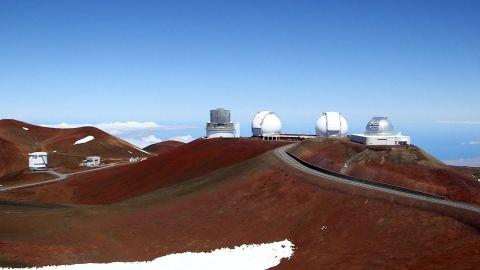 Mauna Kea is already home to 13 observatories.