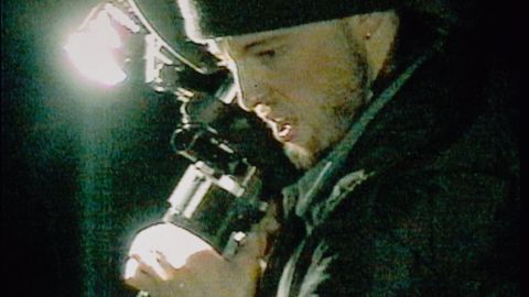 """The """"found footage"""" idea of """"The Blair Witch Project"""" (1999) gave rise to countless copycats. In the film, a trio of students are making a documentary about the Blair Witch, only to find themselves victimized by unseen terrors. Made for just $60,000, it grossed more than $250 million."""