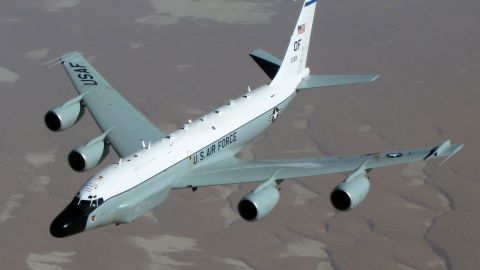 <strong>April 30, 2015: </strong>Fire heavily damaged an RC-135V, cost $62.4M.