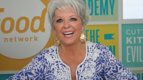 """Celebrity chef <a href=""""http://www.cnn.com/2015/08/27/entertainment/paula-deen-dancing-with-the-stars-dwts-feat/"""">Paula Deen</a> has made headlines for the wrong reasons over the past few years. She joined the show to make friends and lose weight but was voted off in week five."""