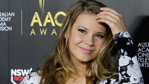 """<a href=""""http://www.cnn.com/2015/08/24/entertainment/bindi-irwin-dancing-with-stars-first-celebrity-feat/"""">Wildlife conservationist Bindi Irwin</a> is only 17, but the daughter of the late Steve Irwin has made a name for herself as a protector of wildlife on television. The charming teen is one of the youngest dancers on the 21st-season cast of ABC's """"Dancing With the Stars."""" Click through the gallery to see the rest of the celebrity dancers."""
