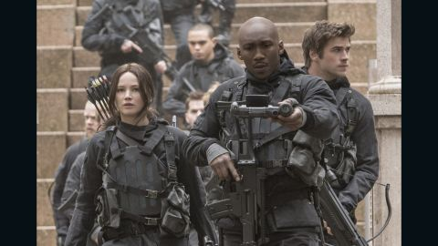 """Fans of Suzanne Collins' """"Hunger Games"""" may mourn the end of the film franchise with the release of the last film, """"Mockingjay -- Part 2."""" Here are more young adult titles that went from the bookshelf to the box office."""