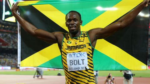 """""""There was never a doubt that I would win this one,"""" Bolt, who won the 100m title Sunday, said after the race. """"I'm number one."""""""