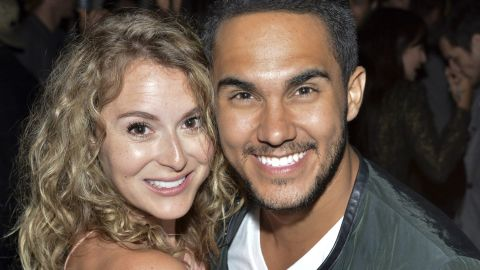 """Alexa and Carlos PenaVega are the first married couple to compete -- against each other! -- on the show. Alexa starred in the """"Spy Kids"""" movies and in the ABC show """"Nashville."""" She also starred on Broadway in the 2007 Tony-winning musical """"Hairspray."""" Carlos, a singer/actor who starred in Nickelodeon's """"Big Time Rush,"""" recently released his first solo single in Spanish, """"Electrico."""""""