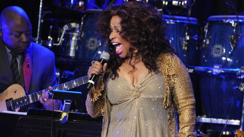 """Singers are well-represented in season 21, and we love to hear Grammy-winning """"I Feel for You"""" singer Chaka Khan's voice. Viewers didn't agree with her moves, however, also voting her off in week two."""