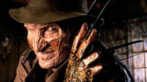 """""""A Nightmare on Elm Street,"""" from 1984, introduced the character of Freddie Krueger, who haunts the dreams of teenagers in a fictional town, and launched a franchise that eventually included nine films, a TV series and countless people wearing a stained hat and a bladed glove for Halloween. The success of the first film helped make the name of its studio, New Line Films. Years later, New Line financed the """"Lord of the Rings"""" films."""