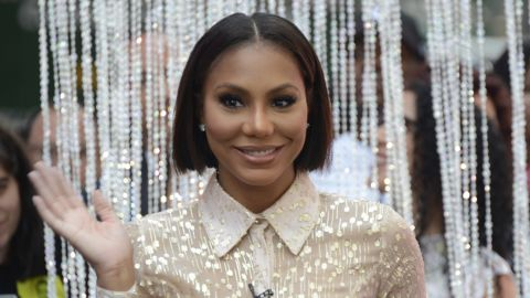 """People are saying good things about reality television star/producer/singer Tamar Braxton's moves. Before the competition started, she told """"Good Morning America"""" that she hadn't told her famous sisters about her new gig until the big reveal on September 2. Now she's tearing up the dance floor."""