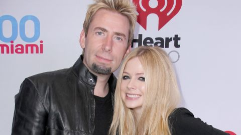 """Singer Avril Lavigne confirmed that she and hubby of two years Chad Kroeger separated. """"It is with heavy heart that Chad and I announce our separation today,"""" she said in 2015."""