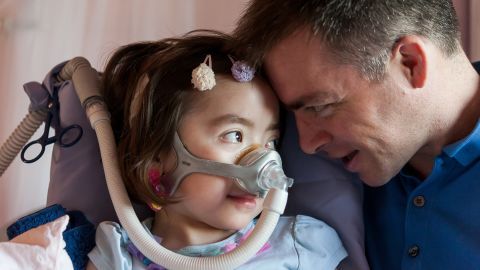 Steven Snow's mild case of Charcot-Marie-Tooth disease manifested as a severe case in his daughter, Julianna.