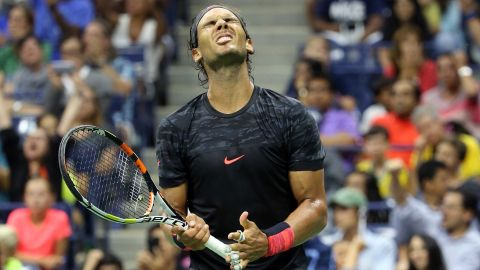 It's been a turbulent 2015 season for Rafael Nadal, the 14-time grand slam winner.