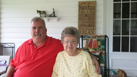 Chris and Virginia Poland wanted to tell their family's story so others would not fall victim to scams.