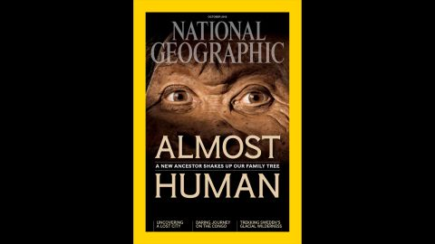 """The full findings of the expedition will be unveiled in the <a href=""""http://news.nationalgeographic.com/2015/09/150910-human-evolution-change/"""" target=""""_blank"""" target=""""_blank"""">October issue of National Geographic magazine.</a>"""