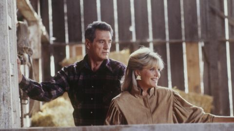 """Hudson's haggard appearance as a guest star on the nighttime soap """"Dynasty"""" in 1984 fueled rumors about his health. After the revelation he had AIDS, the tabloids had a field day with sensational coverage suggesting he had put Linda Evans at risk in scenes in which they kissed. The public knew little then about the spread of HIV. <a href=""""http://articles.latimes.com/2009/dec/05/local/la-me-marc-christian5-2009dec05"""" target=""""_blank"""" target=""""_blank"""">Ex-lover Marc Christian would receive</a> a multimillion-dollar settlement from the late actor's estate, alleging Hudson had endangered him."""