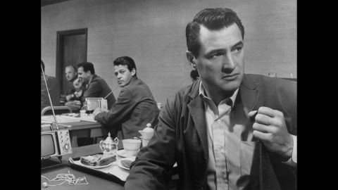 """""""Seconds"""" (1966) proved to be a radical departure from the romantic comedies Hudson was churning out. In the film, a middle-aged banker undergoes plastic surgery and gets """"reborn"""" looking like Rock Hudson. The star had great hopes the arty sci-fi film by director John Frankenheimer (""""The Manchurian Candidate"""") would establish him as a serious actor. But the audience at the Cannes Film Festival booed """"Seconds,"""" and its box-office failure seriously harmed his career."""