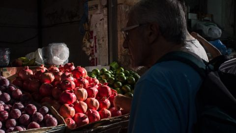 Pomegranates are eaten because the seeds are symbolic of the many commandments in the Torah that Jews must fulfill.