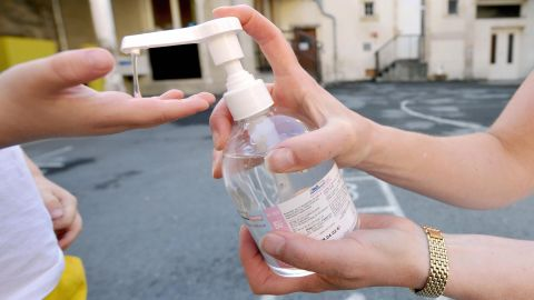 """Since 2010, poison control center hotlines across the United States have seen a nearly 400% increase in <a href=""""http://www.cnn.com/2015/09/14/health/hand-sanitizer-poisoning/"""">calls related to children younger than 12 ingesting hand sanitizer</a>, according to an analysis by the Georgia Poison Center."""