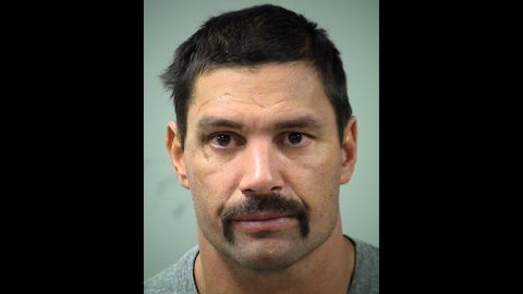 """Manu Bennett, best known for playing antagonists in the """"Hobbit"""" trilogy and the TV series """"Arrow,"""" was arrested in San Antonio, Texas, and charged with misdemeanor assault."""