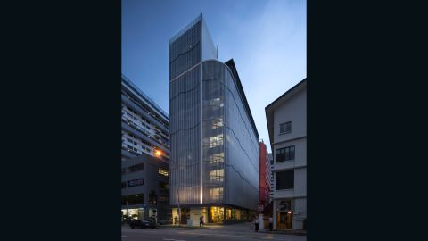 The Catholic City Hub was directly commissioned by the Catholic church in Singapore. Located in the heart of the city, the building functions as a community center, with office spaces, a café, multi-purpose function halls, and a library.