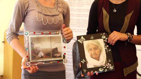 yazidi women rebuild lives isis shubert pkg_00003616.jpg