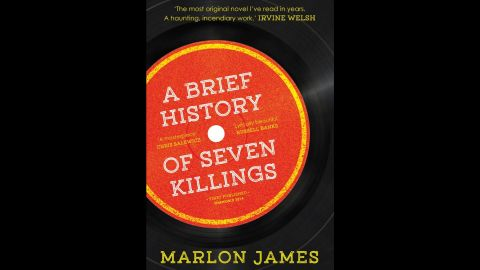 """The Man Booker Prize for Fiction, first awarded in 1969, celebrates fiction written in English and published in the United Kingdom. This is the second year the prize has been open to writers of any nationality. Author Marlon James of Jamaica is one of six authors shortlisted for the prize for """"A Brief History of Seven Killings."""""""