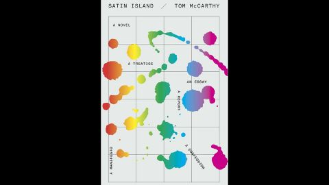 """English writer Tom McCarthy also made the shortlist for """"Satin Island."""""""