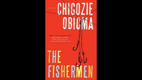 """Chigozie Obioma of Nigeria also was recognized for """"The Fishermen."""""""