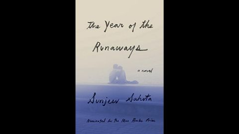 "British novelist Sunjeev Sahota made the 2015 Man Booker shortlist for ""The Year of the Runaways."""