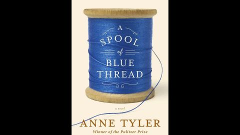 """Pulitzer Prize-winning American novelist Anne Tyler was shortlisted for """"A Spool of Blue Thread."""" In previous years, the prize was open only to authors from the United Kingdom & Commonwealth, Republic of Ireland and Zimbabwe."""
