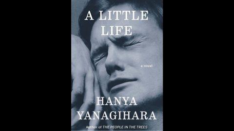"American writer Hanya Yanagihara made the 2015 Man Booker shortlist for ""A Little Life."""