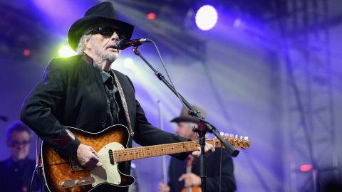 DOVER, DE - JUNE 28:  Musician/songwriter Merle Haggard performs onstage during day 3 of the Big Barrel Country Music Festival on June 28, 2015 in Dover, Delaware.  (Photo by Stephen Lovekin/Getty Images for Big Barrel)
