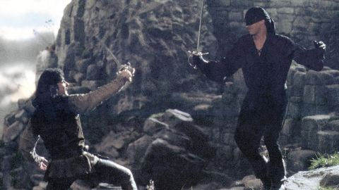 """Cary Elwes played Wesley in """"The Princess Bride."""" He was also known as the Dread Pirate Roberts, a title he was given by the previous Dread Pirate Roberts when he retired."""