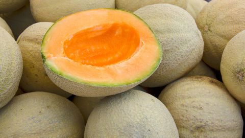 Melons such as cantaloupe account for 6% of youth fruit intake.