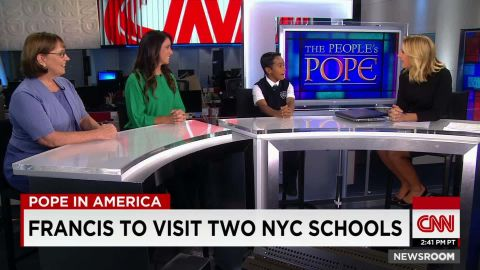 Pope Francis to visit two NYC schools_00004628.jpg