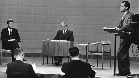 The debate was the first of four held within a month.