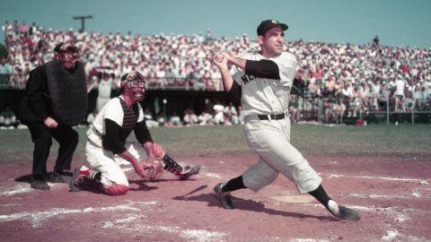 "New York Yankees legend <a href=""http://www.cnn.com/2015/09/23/us/yogi-berra-death/index.html"">Yogi Berra</a>, who helped the team win 10 World Series titles, died September 22, the Yogi Berra Museum said. He was 90."