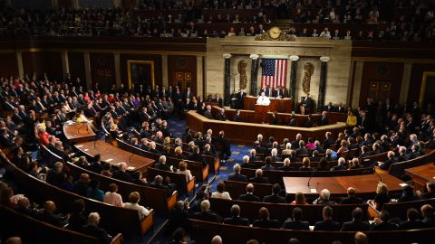 Francis is the first Pope to address a joint meeting of Congress.