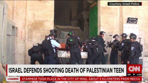 liebermann palestinian teen killed_00020125.jpg