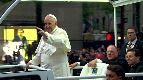Pope Francis New York City United Nations memorial madison square garden orig_00000000.jpg
