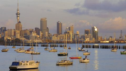 Auckland is the fourth-least affordable market, while New Zealand is the second most expensive nation for housing overall.