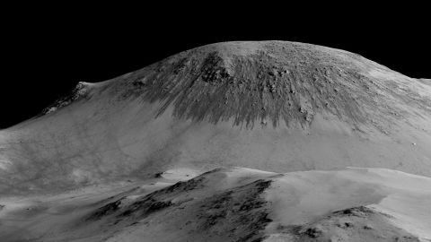 """""""The existence of liquid water, even if it is super salty briny water, gives the possibility that if there's life on Mars, that we have a way to describe how it might survive,"""" said John Grunsfeld, associate administrator for the Science Mission Directorate at NASA."""