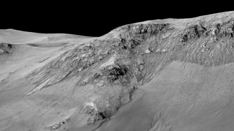 """It remains to be seen whether the new discovery improves the odds of life on Mars, but researcher Mary Beth Wilhelm said the results suggest """"more habitable conditions on the near surface of Mars than previously thought."""""""