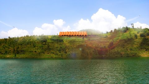 """Droneports aren't intended to replace road networks in Africa, but increase their capacity: """"Road systems are going to improve a bit in the future, but not enough to move the economy along,"""" said Ledgard.<br /><br />""""But even increasing your transportation capacity by a small percentage can be beneficial, especially for high value, perishable goods."""""""