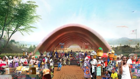 """""""Rwanda's challenging geographical and social landscape makes it an ideal test-bed for the Droneport project,"""" said Norman Foster while presenting the initiative, which he reckons could have """"a massive impact through the century and save lives immediately.""""<br />"""