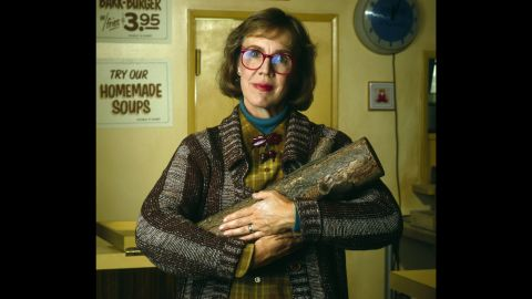 """<a href=""""http://www.cnn.com/2015/09/28/entertainment/catherine-coulson-twin-peaks-obit-feat/index.html"""">Catherine Coulson </a>was best known to """"Twin Peaks"""" fans as the """"Log Lady"""" from the surreal cult TV series. She died September 28 at the age of 71."""