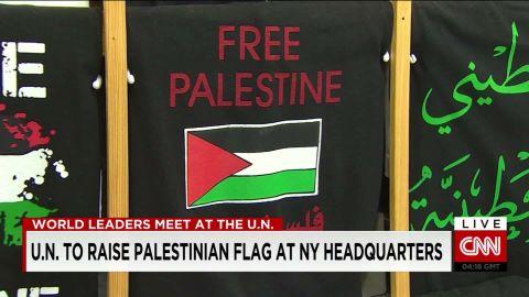 un to raise palestinian flag liebermann dnt_00000812.jpg